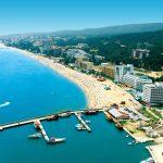 БЪЛГАРИЯ- На море в Златни Пясъци