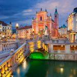 СЛОВЕНИЯ- Любляна и разходка из красотите на Словения!