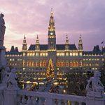 Виена - коледни базари - със самолет
