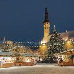 ЕСТОНИЯ – Коледни базари в Талин